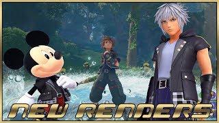 Kingdom Hearts 3 News Update - Riku