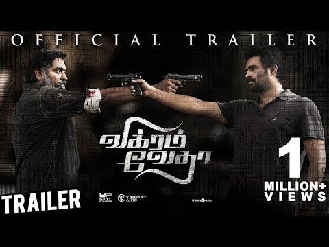 Vikram Vedha Official Trailer | R.Madhavan, Vijay Sethupathi | Sam C.S | Pushkar & Gayatri