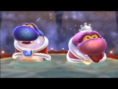 Super Mario 3D World - World Flower-12 Boss Blitz