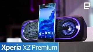 Sony Xperia XZ Premium | Hands-on | MWC 2017
