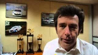 Bruno Femin, Peugeot MotorSport, interview about the 3 drivers