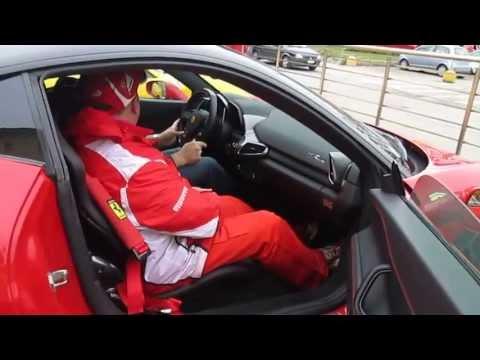 Ferrari 458 Italia Маранелло. Тест-драйв