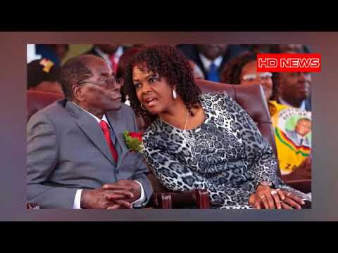 DIPLOMATIC IMMUNITY WILL SAVE ROBERT MUGABE'S WIFE FROM PROSECUTION | Times live news