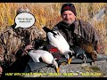 Duck hunting Alaska's Aleutian Islands Hunt Interview Aleutian Teal Harlequin