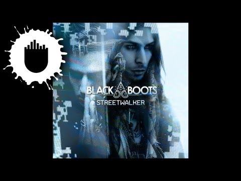 Black Boots - Streetwalker (Cover Art)
