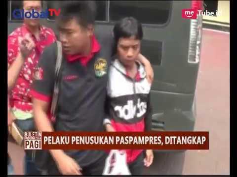 1 Pelaku Penusukan Paspampres Ditangkap Petugas - BIP 01/05