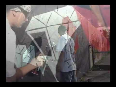 RIP TODD KRANTZ (watch in high quality) GRAFFITI Video