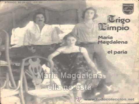 Trigo limpio Maria Magdalena Demo Karaoke