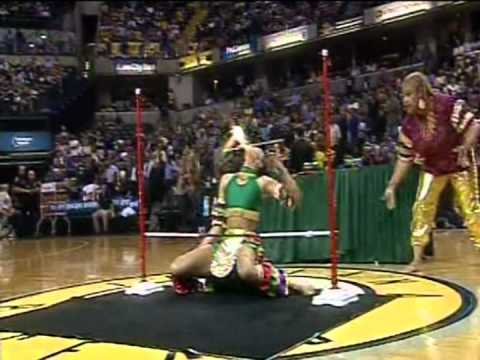 The Limbo Queen Halftime Performance Indiana Pacers