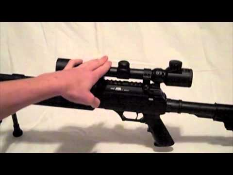 Echo 1 ASR Bolt Action Sniper Rifle/Mystery Gun Review