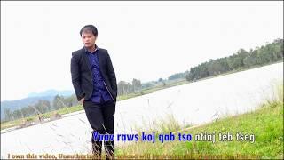 hmong new song 2017 - Yias Kwm - Muab suab qeej suab nruas nog rau koj