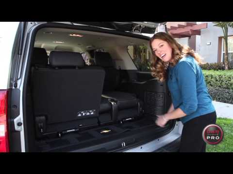 2013 Chevy Tahoe Review & Test Drive by Heather Tyson for Car Pro News