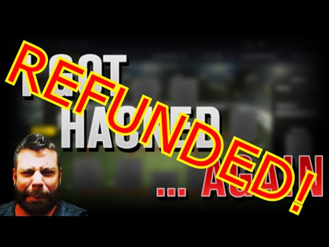 100K packs x4! EA REFUNDED MY 10 MILLION HACKED COINS! FIFA 15 Ultimate Team