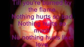 Watch Daniel Bedingfield Nothing Hurts Like Love video