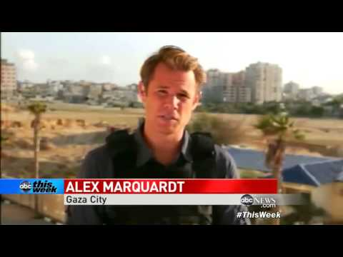 Mideast on the Brink: `This Week` Covers Hamas, Israel Conflic