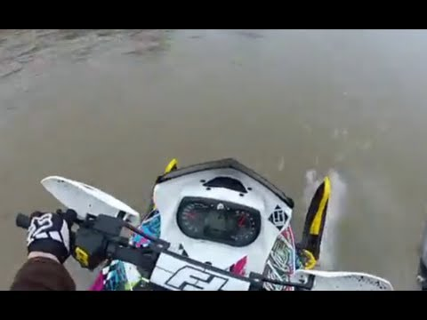 POV Ski-Doo Watercross