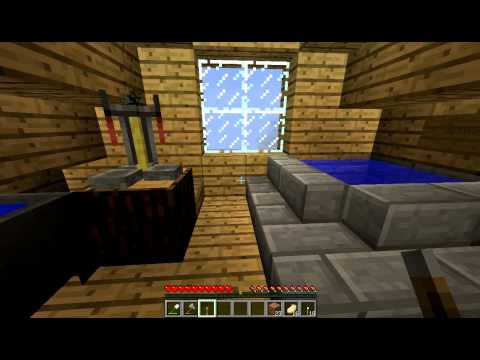 Minecraft - Visite de notre colocation