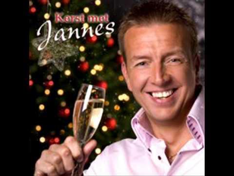 Jannes - Zwevend Naar 't Geluk     Kerst versie