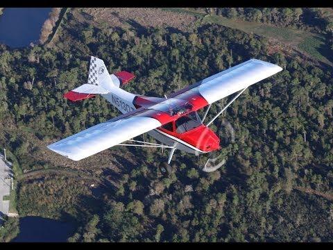 Kitplanes Looks at RANS S 20 Raven