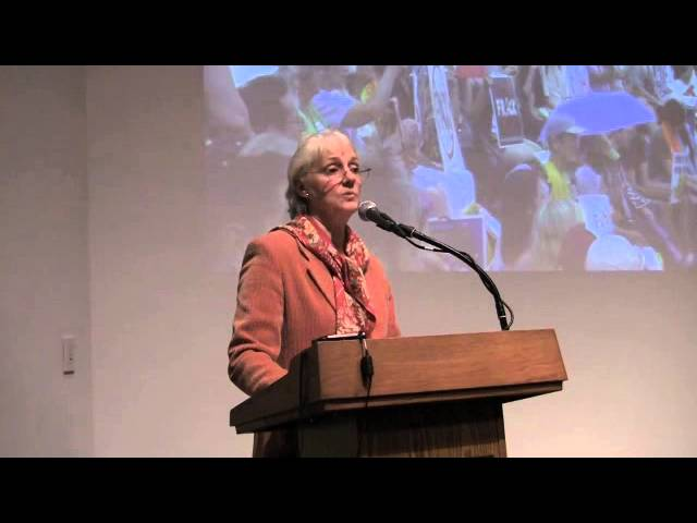 Sustainability Studies Guest Lecture Series: Patti Wood