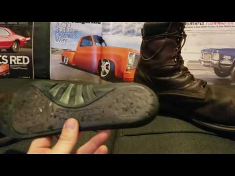 Red wing boots review 2414