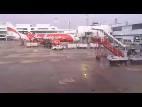 Air Asia Bangkok nach Bali