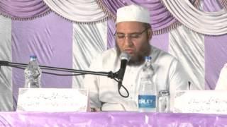 Hujjatul Islam Academy Darul Uloom Waqf Deoband Annual Function 1435H / 22 May 2014 Part 01