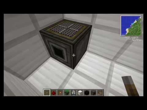 Galacticraft tutorials #8- How to make a basic sealed airlock room
