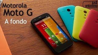 Motorola Moto G - Análisis Completo