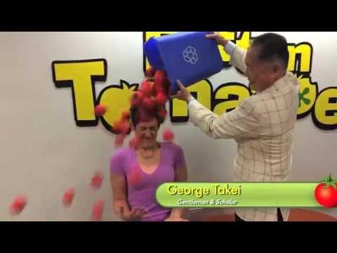 George Takei Rotten Tomatoes ALS Ice Bucket Challenge