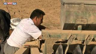 مساعدات عاجلة لمزارعي أربيل