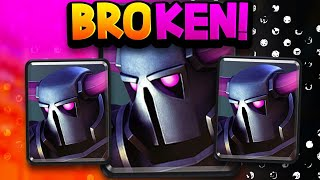 This PEKKA DECK = BROKEN! MY #1 DECK RIGHT NOW