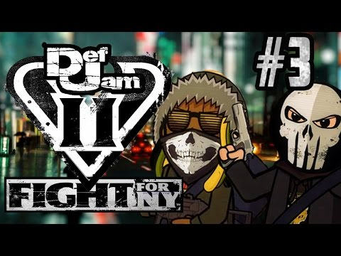 Cryme Tyme Lp - Def Jam Fight For Ny (part 3) video