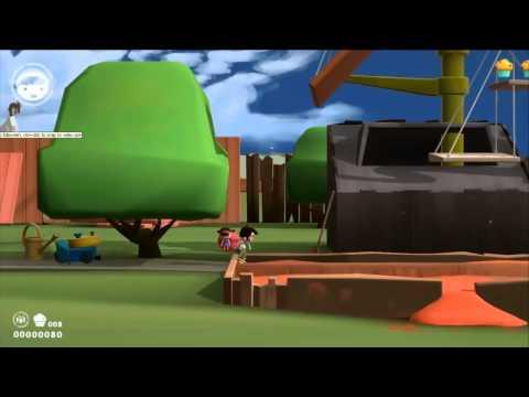 The Balloon Quest a Gorgeous 2.5D Adventure Platformer