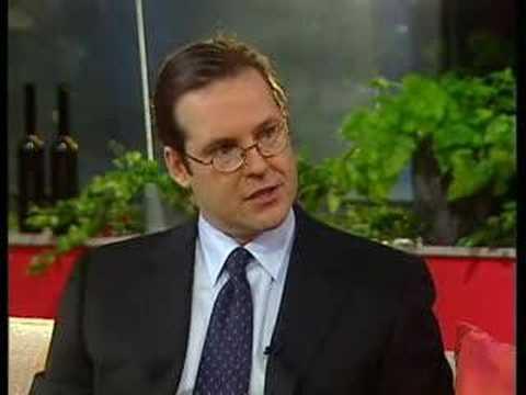 Finansminister Anders Borg om a-kassan och arbetslösheten