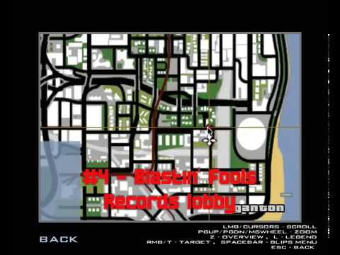 GTA San Andreas hidden interiors part 2: Brothel Hell