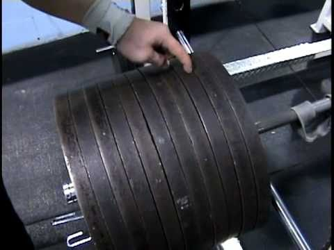 Monster Shrug -- Weight lifting over 1000 lbs Image 1