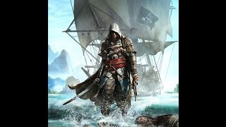 Assasin Creed IV Black Flag Nadando entre tiburones
