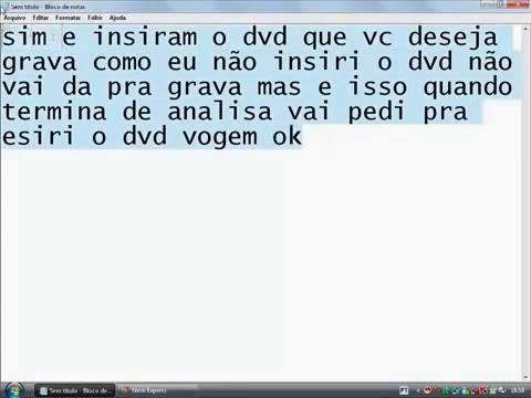 COMO GRAVAR E COPIAR DVD COM O  NERO 2014