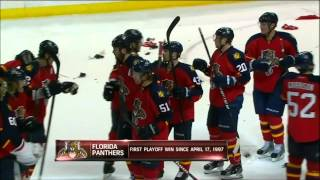 Florida Panthers - The Rats are back!