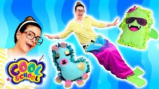 DIY Knot Crafts! Mermaid Tail + Llama and Cactus Knot Toys!   Arts and Crafts with Crafty Carol