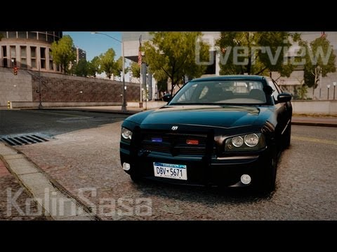 Dodge Charger RT Hemi FBI 2007