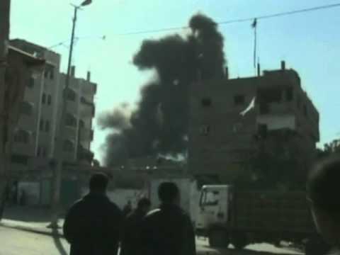 Birth Amid Chaos in Gaza