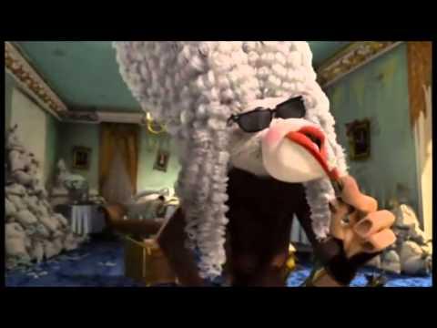 Madagascar 3 Pillow Fight Scene Youtube