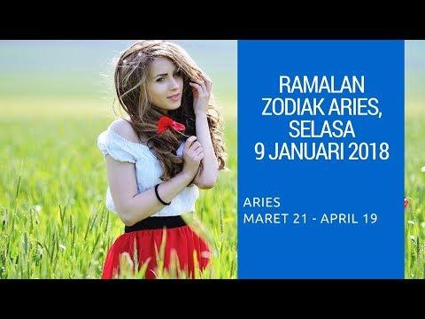 Ramalan Zodiak ARIES Hari Ini, Selasa 9 Januari 2018