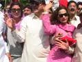 Sherry Rehman, Yousaf Raza Gilani, PPP