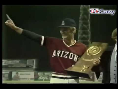 1980 College World Series Champions Arizona Wildcats - NCAA Baseball National Champions Video