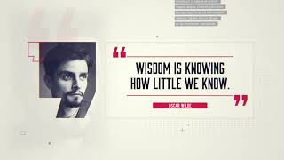 Stylish Quotes | After Effects template