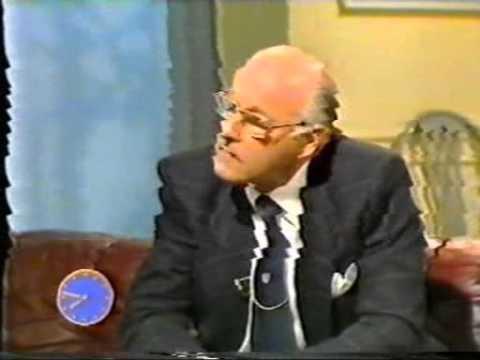1986 - Murray Walker interview about Elio de Angelis