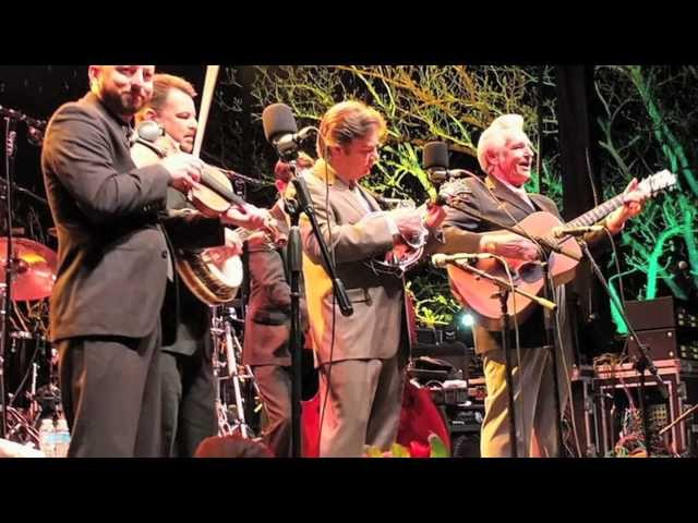 Celebrate Del McCoury's 75th at Old Settlers